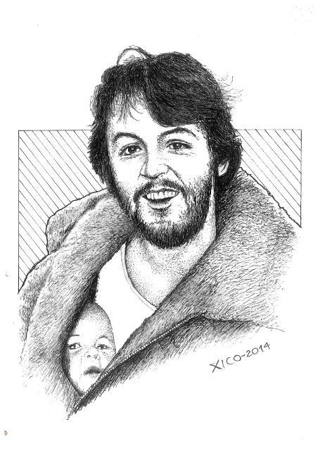 Paul McCartney par FCARLOS